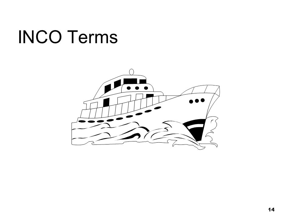 14 INCO Terms