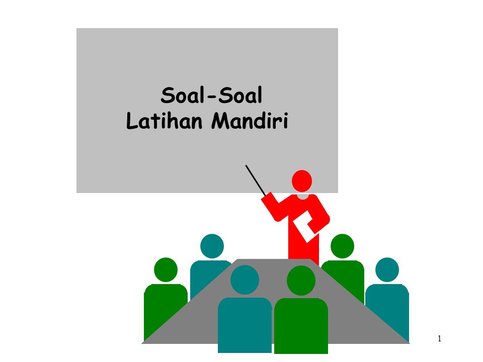 1 6.3 & 7.3 NESTED LOOP Soal-Soal Latihan Mandiri