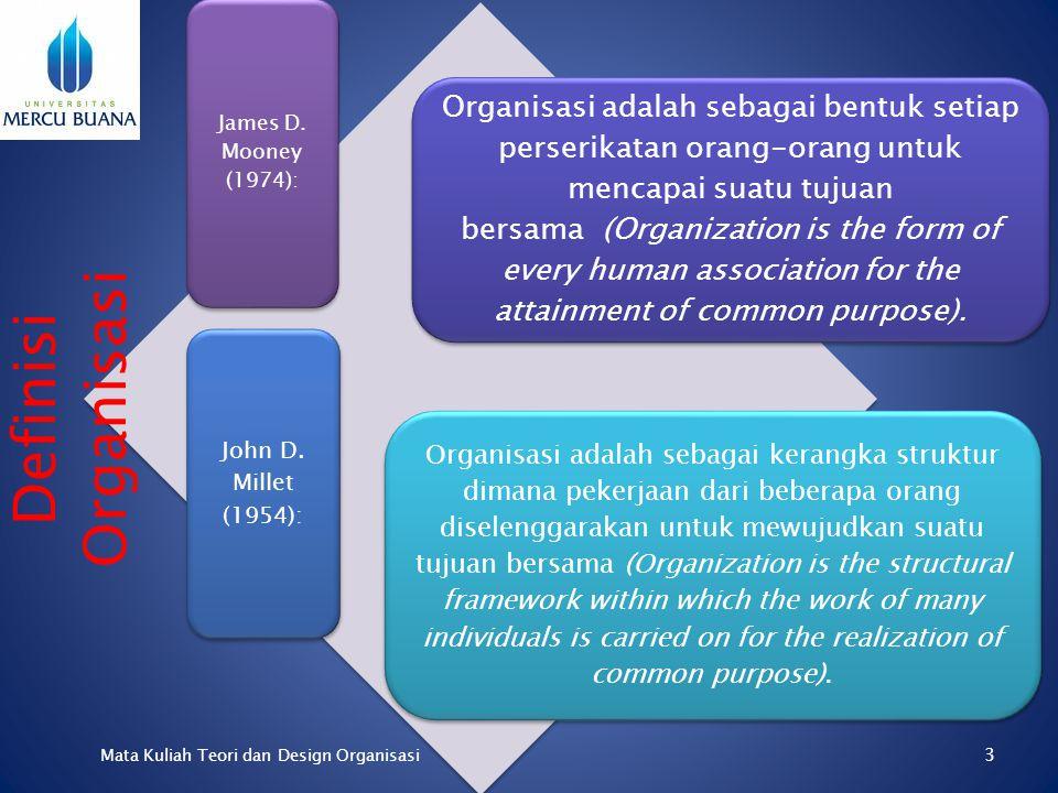 Bahasa Organisasi berasal dari kata organon dalam bahasa Yunani yang berarti alat. W.J.S. Poerwadarminta (Kamus Umum Bahasa Indonesia) Organisasi adal