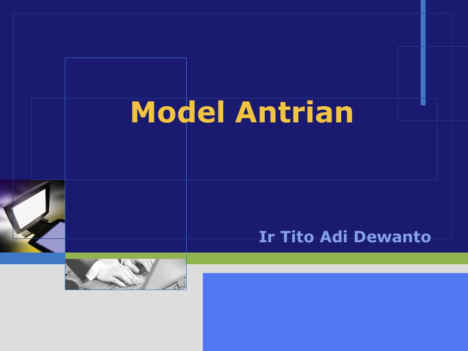 LOGO Model Antrian Ir Tito Adi Dewanto