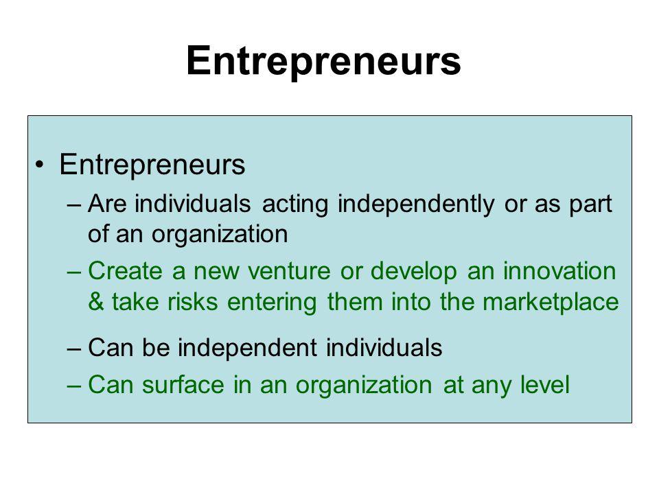 Menjadi Individu yang Berjiwa Enterpreneur Secara garis besar, aspeknya adalah sebagai berikut: a.Mengenal dan mengetahui peluang b.Memahami gap yang ada (internal & eksternal) c.Kesadaran untuk mengisi gap dan memanfaatkan peluang d.Mengembangkan kreativitas dan inovasi usaha e.Selalu mencari informasi baru dan mengikuti trend f.Menjadikan semua hal di atas sebagai sebuah rutinitas dan kebiasaan