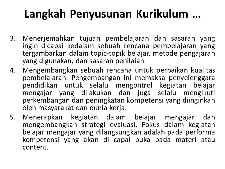 Implementasi Kurikulum Berbasis Kompetensi dalam Pmebelaran Peserta didik dituntut untuk meningkatkan kemampuan mereka dalam belajar (mandiri dan kelompok).