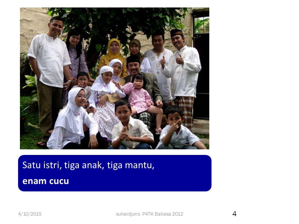 suhardjono P4TK Bahasa 2012 Hipotesis Jawaban sementara yang dirumuskan dari teori (tinjauan pustaka).