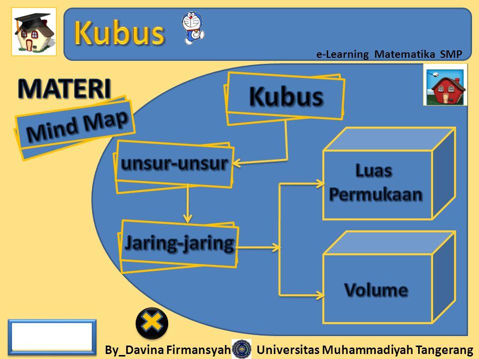 By_Davina Firmansyah Universitas Muhammadiyah Tangerang e-Learning Matematika SMP