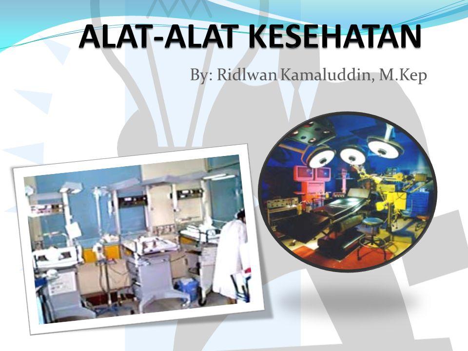 By: Ridlwan Kamaluddin, M.Kep