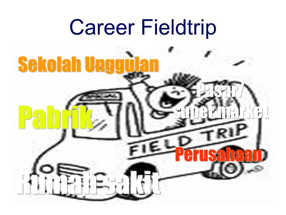 38 Perusahaan Sekolah Unggulan Pabrik Career Fieldtrip