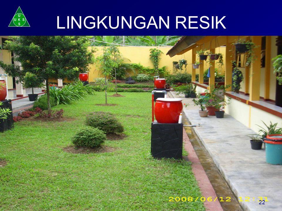LINGKUNGAN RESIK 22
