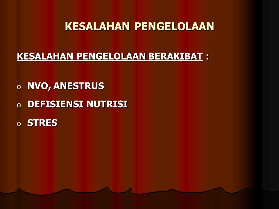 INFERTILITAS/STERILITAS OLEH KARENA GANGGUAN HORMONAL  ATROPI OVARIUM  HIPOFUNGSI OVARIUM  KISTA OVARIUM : KISTA FOLIKULER dan KISTA LUTEAL KISTA L