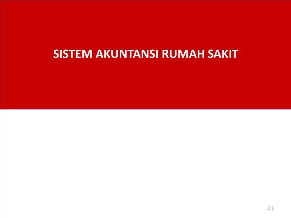 SISTEM AKUNTANSI RUMAH SAKIT 191