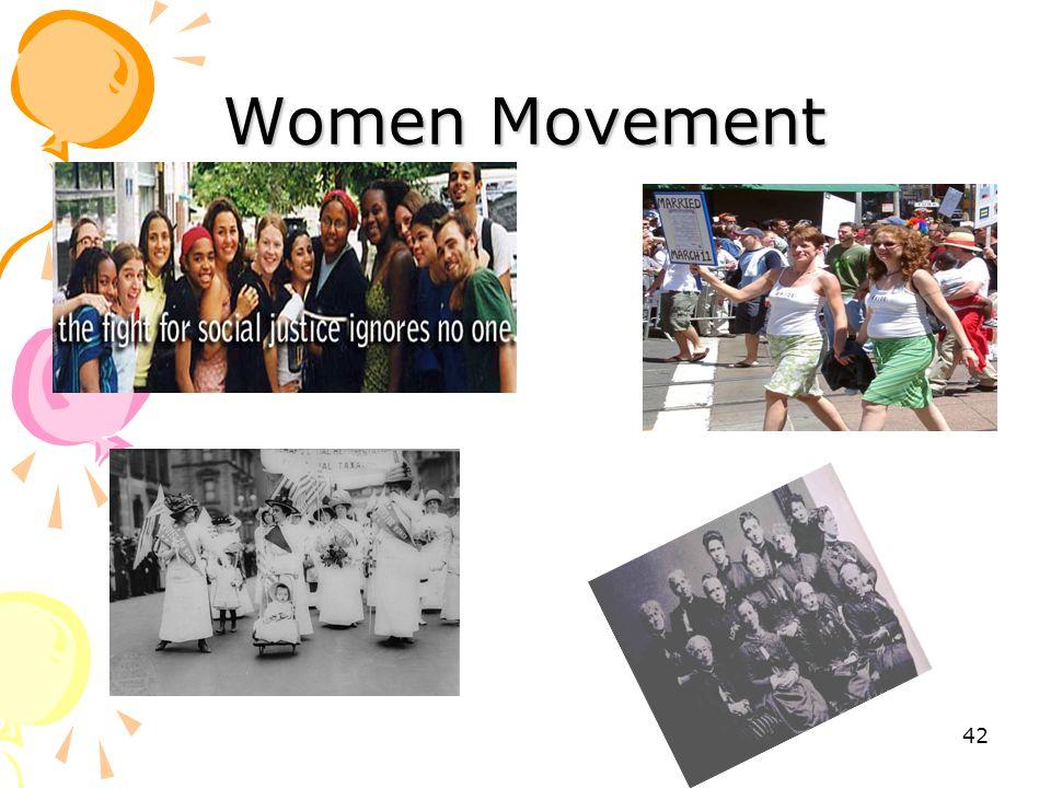 42 Women Movement