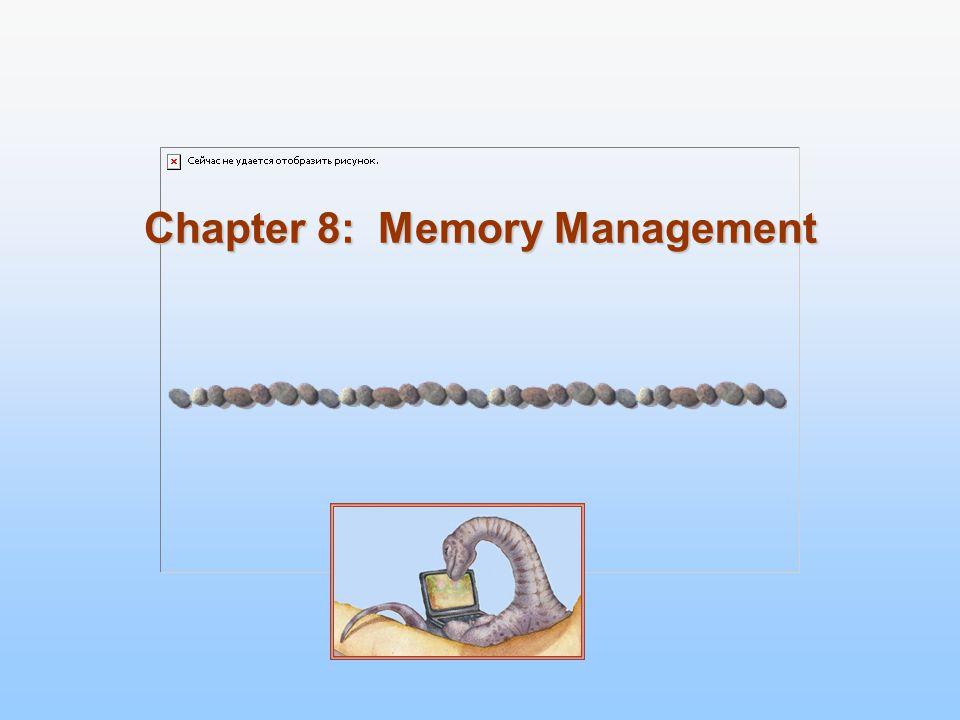 8.22 Silberschatz, Galvin and Gagne ©2005 Operating System Concepts Dynamic Storage-Allocation Problem First-fit: Mengalokasikan hole pertama yang cukup besar Best-fit: Mengalokasikan hole terkecil yang cukup besar; harus mencari ke seluruh alokasi memory.