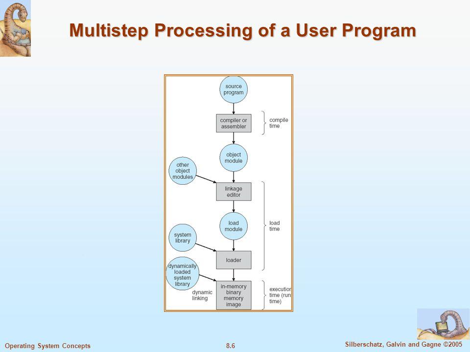 8.57 Silberschatz, Galvin and Gagne ©2005 Operating System Concepts MULTICS Address Translation Scheme