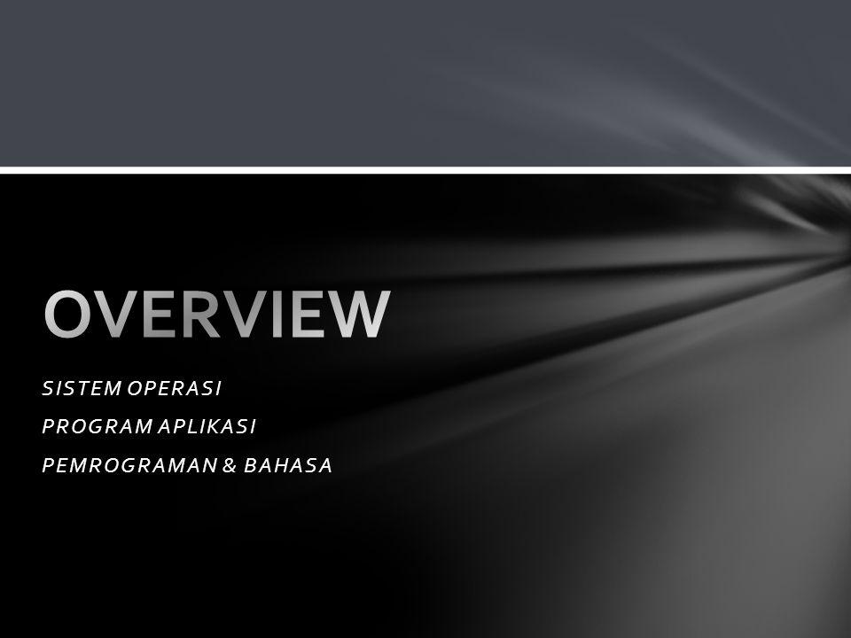 Utilitas internal Utilitas eksternal : Pc tool Data recovery Registry clean System optimizer Avira Smadav Antivirus dan Utilitas