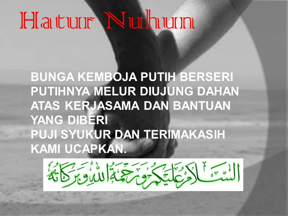 REFERENSI  Kitab taqrib  Kitab bajuri  Kitab yaqutunnafis  Kitab safinah  Kitab thibyan  Fiqhul mar'atil muslimah
