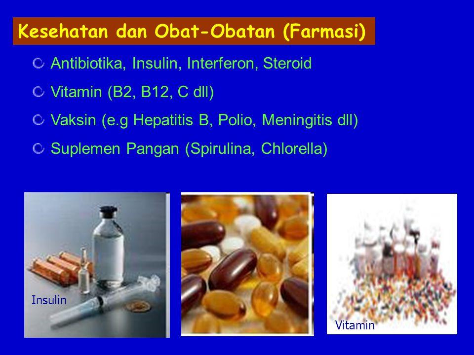 Antibiotika : senyawa alami/sintetik yang mempunyai efek menekan atau menghentikan metabolisme organisme, khususnya infeksi oleh bakteriorganisme (dalam rekayasa genetika juga digunakan untuk seleksi terhadap mikroba mutan/transforman)rekayasa genetikamutantransforman Efektivitas antibiotik melawan berbagai jenis bakteri, tergantung dari :  Jenis bakteri : bakteri gram negatif atau gram positifgram negatifgram positif  Keluasan spektrum pemusnahan mikroba dari antibiotika  Lokasi infeksi dan kemampuan antibiotik mencapai lokasi tersebut.