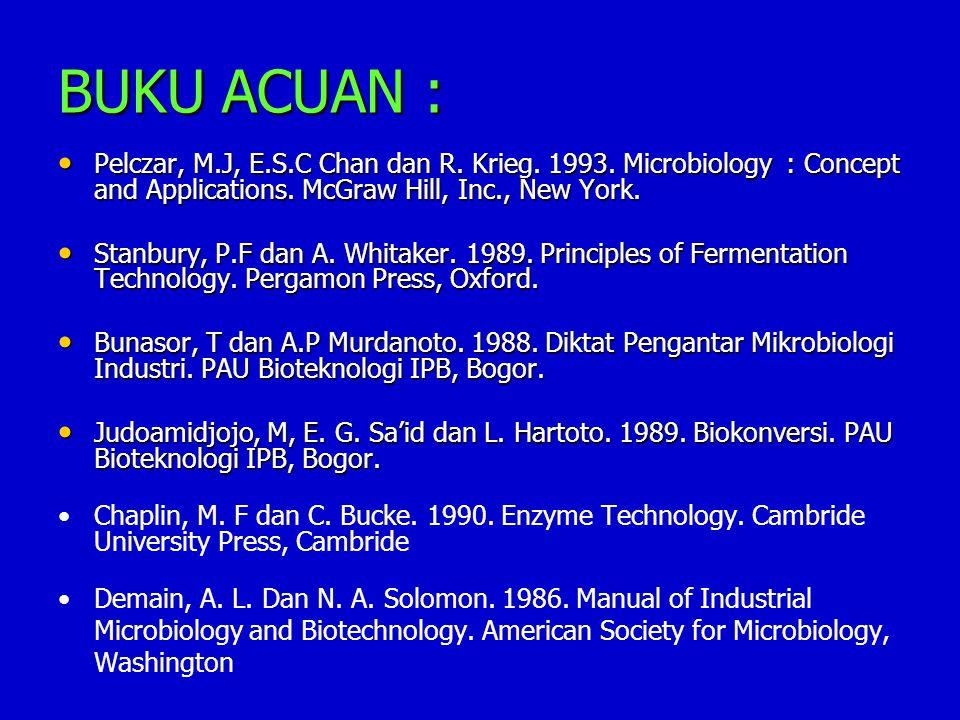 Scragg A.H. 1991. Bioreactors in Biotechnology : A Practical Approach.