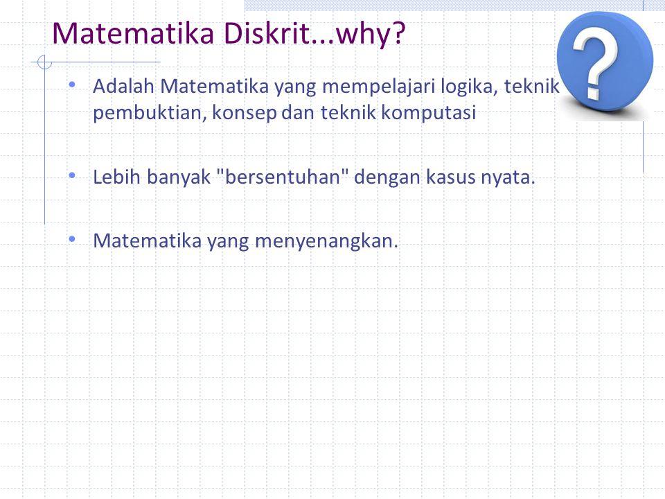 Matematika Diskrit...why.