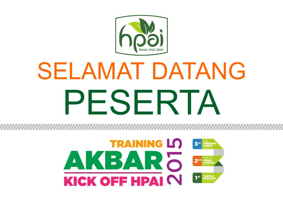 AKBAR KICK OFF HPAI TRAINING