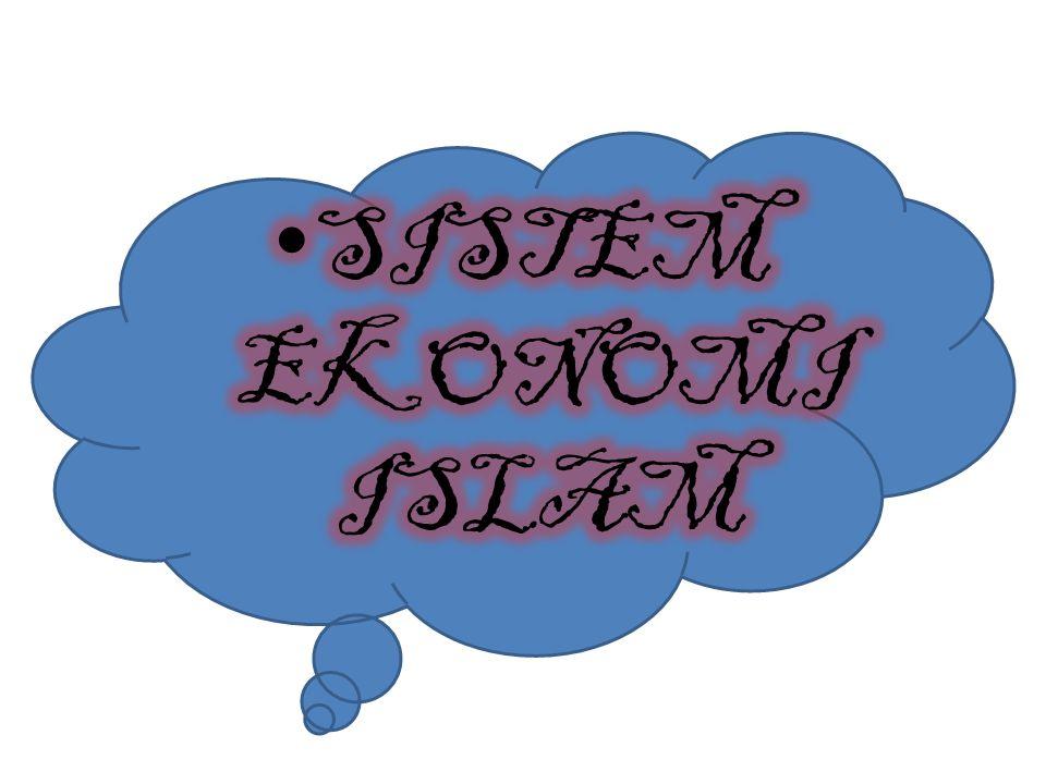 pada sistem ekonomi islam tidak hanya berbicara terkait masalah Bank syariah semata Tapi,,,,,