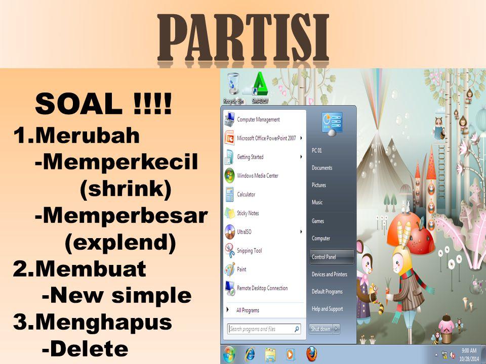 - Miyatul Khasanah - Winda Deffy Paramida - Siti Fatimah