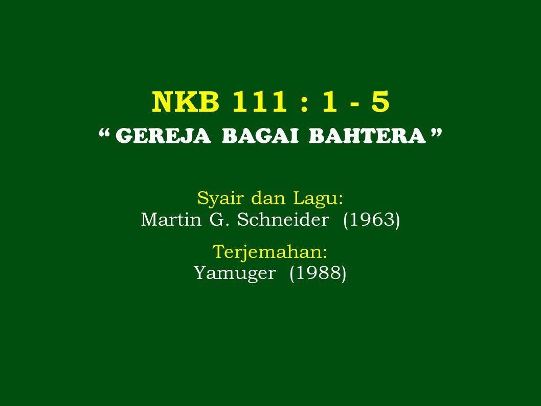 3   6< 6< 7< 7<   1 1 7< 7< Ge - re - ja ba- gai bah- te- ra.