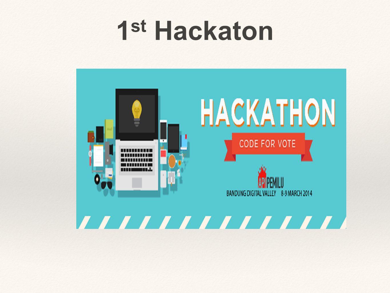 1 st Hackaton
