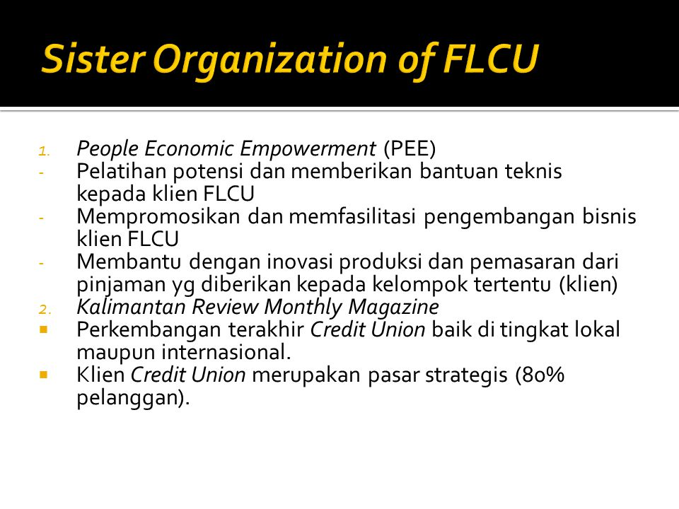fraternal organizations