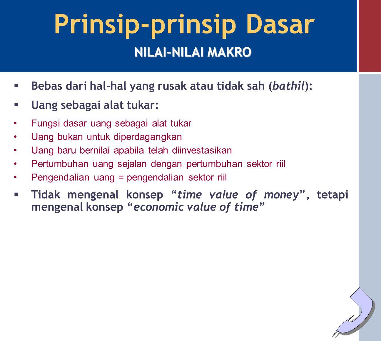 Pelarangan Maysir dalam Perspektif Ekonomi Larangan penimbunan barang (hadis) dikarenakan ber- dampak pada berkurangnya agregat supply barang & jasa.