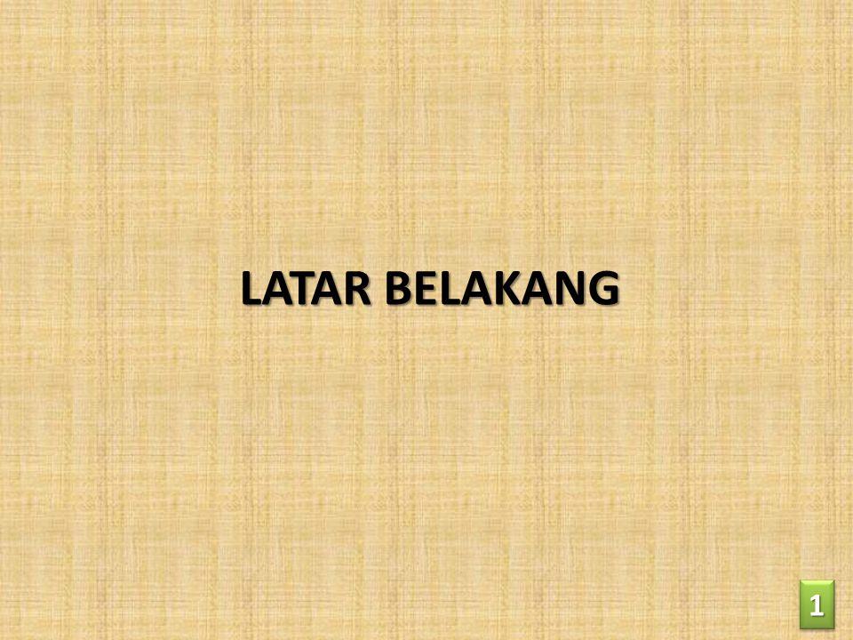LATAR BELAKANG 11