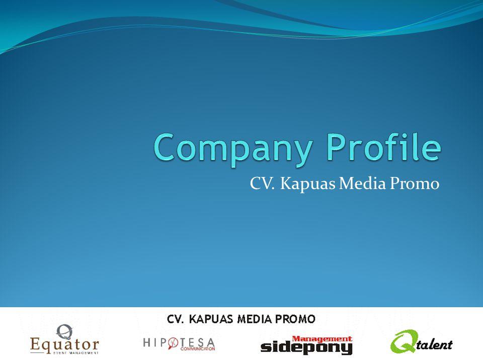 CV. Kapuas Media Promo