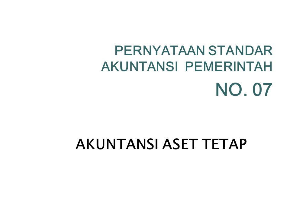 Mengatur perlakuan akuntansi untuk aset tetap.