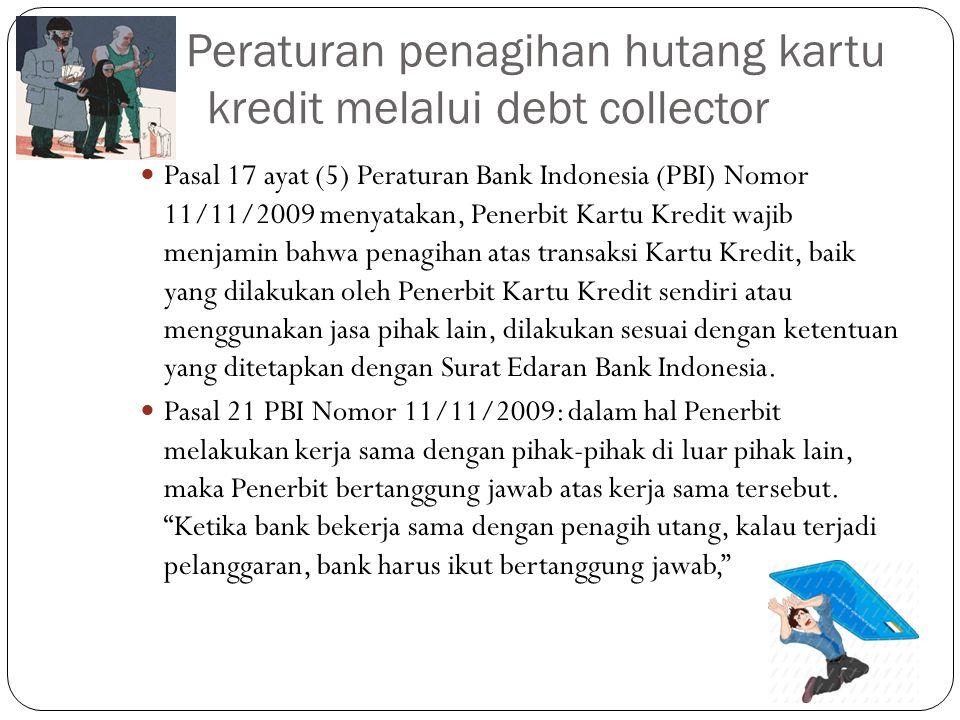 Contoh Kasus Pembengkakan tagihan kartu kredit tanpa sepengetahuan pemegang kartu kredit tersebut