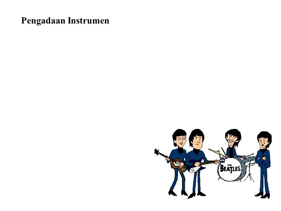 Pengadaan Instrumen