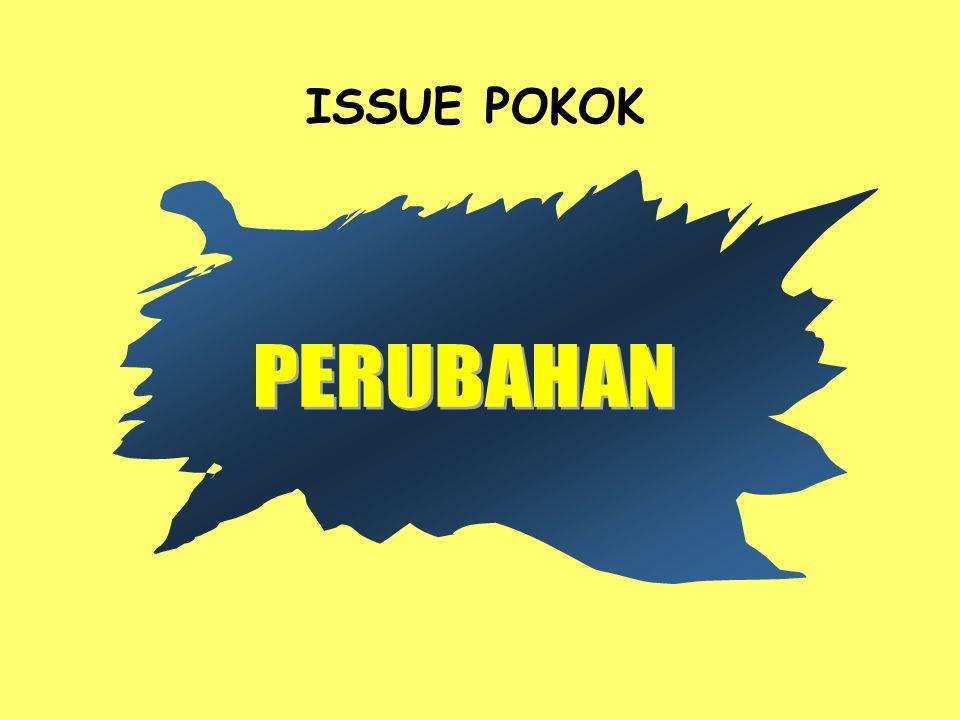 ISSUE POKOK