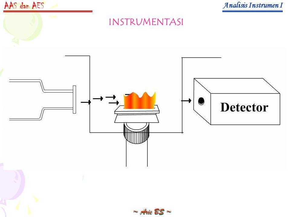 Analisis Instrumen I ~ Arie BS ~ AAS dan AES