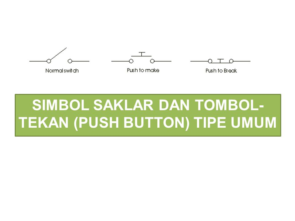 SPST (Single-Pole Single-Throw) Switch SPST (Single-Pole Single-Throw) Switch