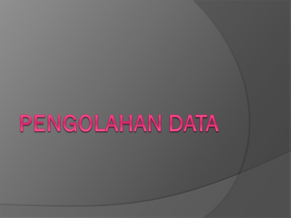 Data Berkala  adalah data yang dikumpulkan dari waktu ke waktu.