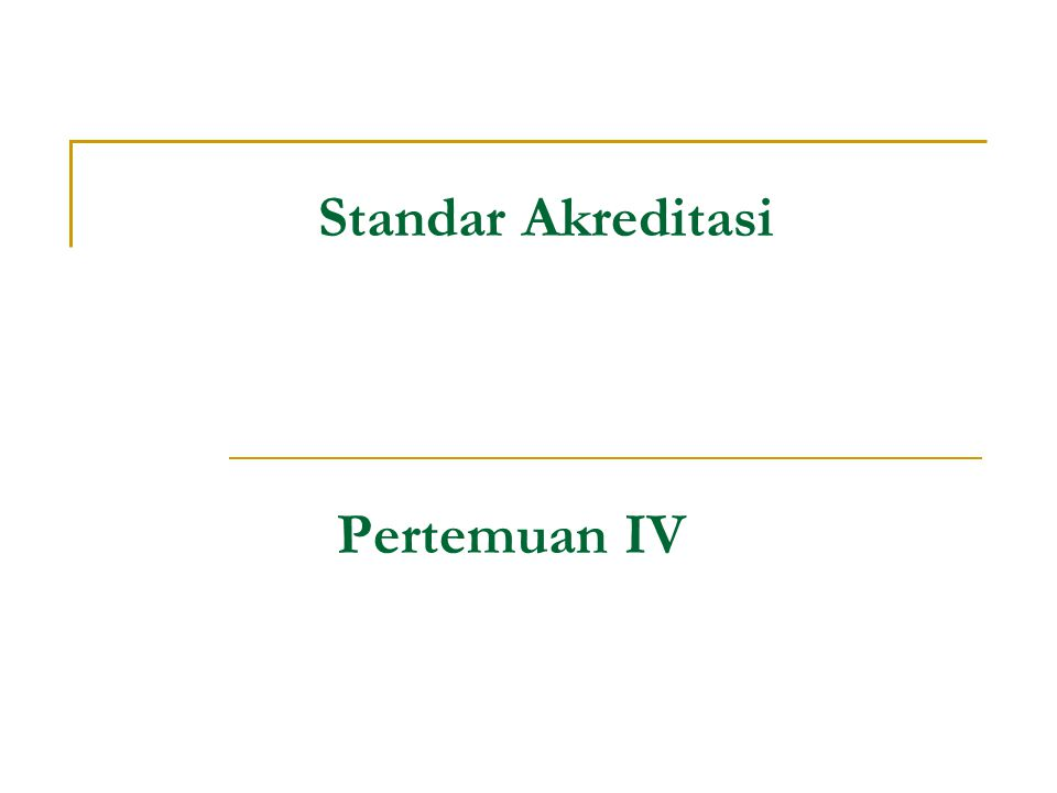 lilywi 2 STANDAR AKREDITASI USA: JCAHO (Joint Commission on Accreditation of Healthcare Organizations)  Ex.