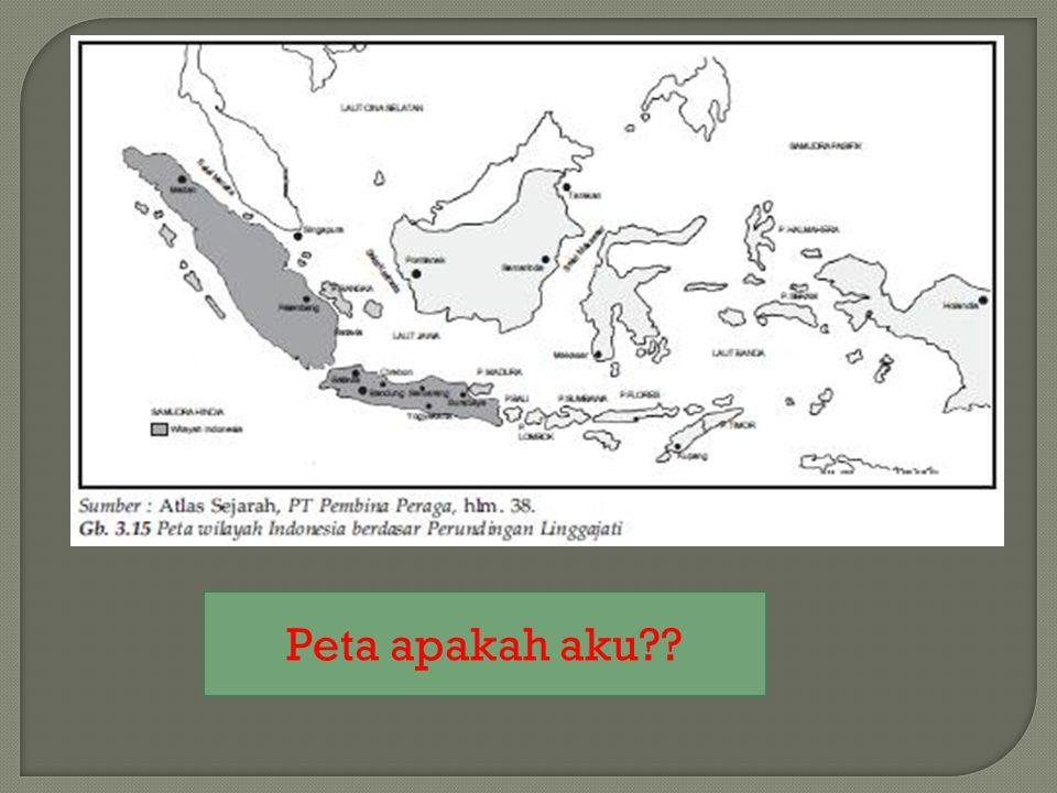 Peta apakah aku??