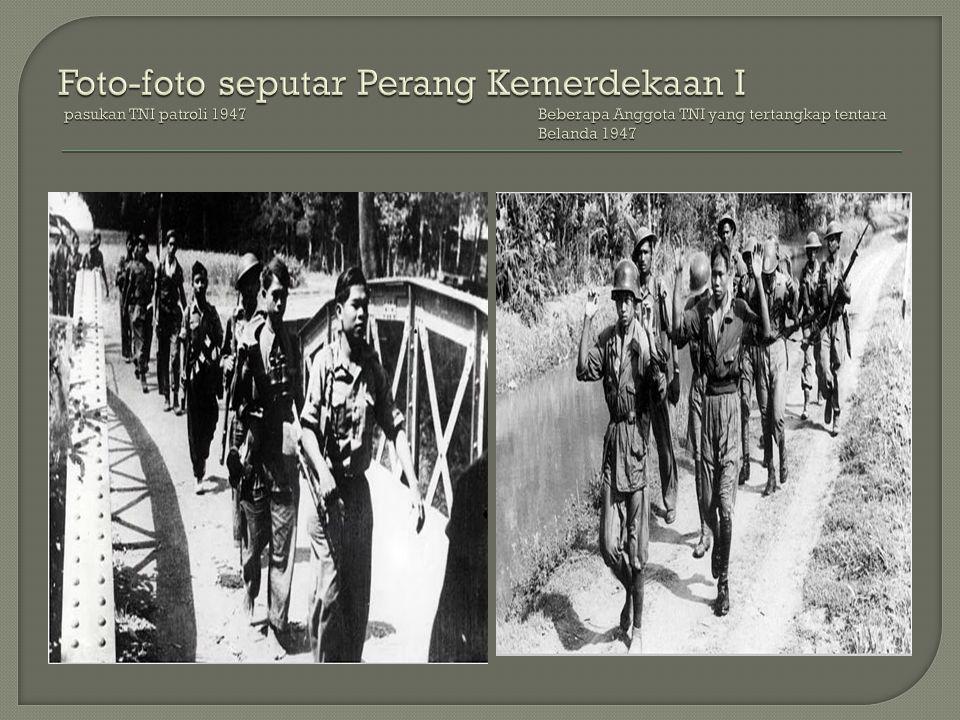  Agresi Militer II terjadi pada 19 Desember 1948 yang diawali dengan serangan terhadap Yogyakarta, ibu kota Indonesia saat itu, serta penangkapan Soe