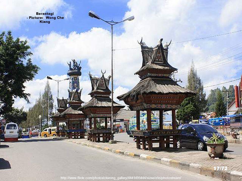 http://www.flickr.com/photos/benbeiske/3464910857/sizes/z/in/photostream/ Gunung Sibayak, Berastagi - Picture: Ben Beiske 16/72