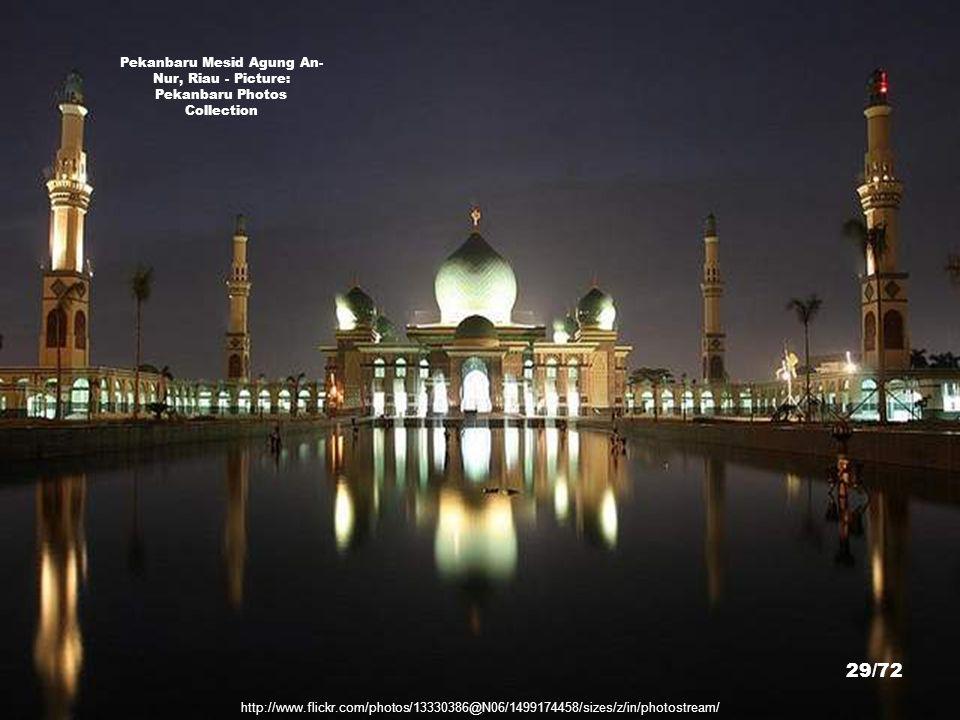 http://www.flickr.com/photos/22062717@N00/328428612/sizes/z/in/photostream/ Jl. Jend Sudirman, Pekanbaru, Riau - Picture: ilham_rj 28/72