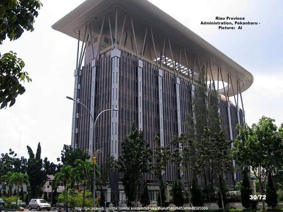 http://www.flickr.com/photos/13330386@N06/1499174458/sizes/z/in/photostream/ Pekanbaru Mesid Agung An- Nur, Riau - Picture: Pekanbaru Photos Collectio