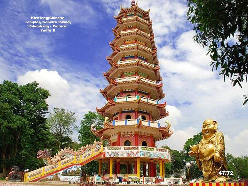 http://www.flickr.com/photos/diptanandana/3969329599/sizes/z/in/photostream/ Ampera Bridge, Palembang - Picture: Dipta Nandana 46/72