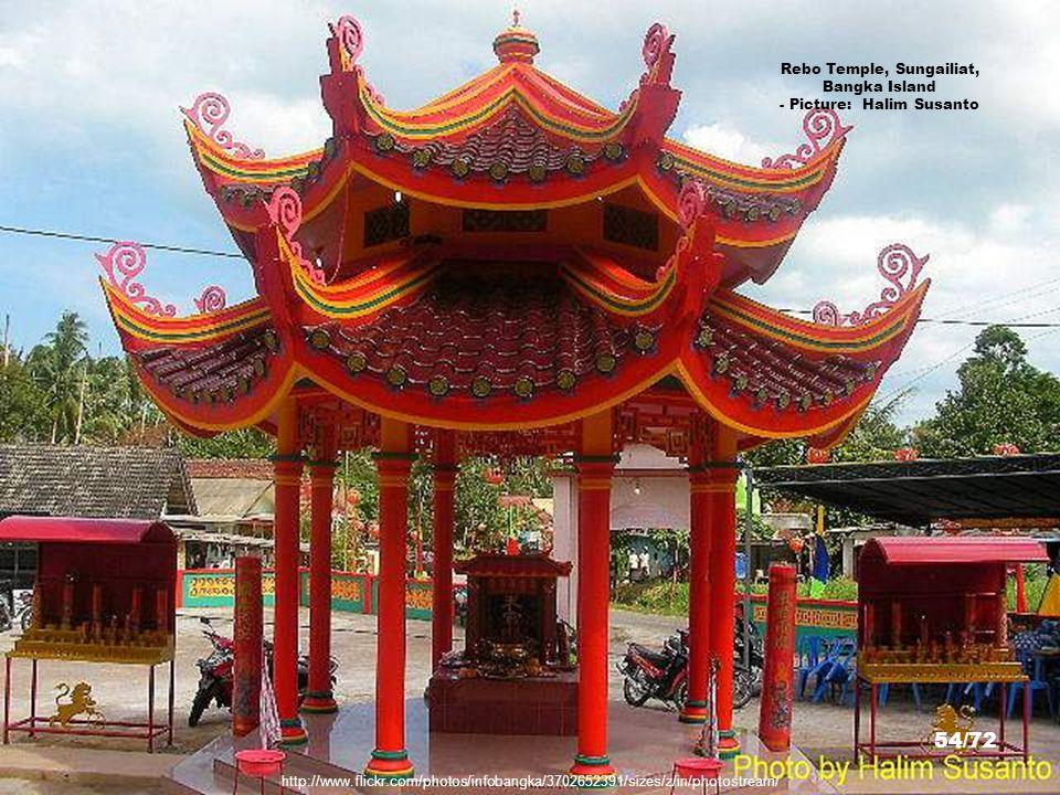 http://www.flickr.com/photos/infobangka/3708750287/sizes/m/in/photostream/ Pulau Babi, Belitung - Picture: Halim Susanto 53/72