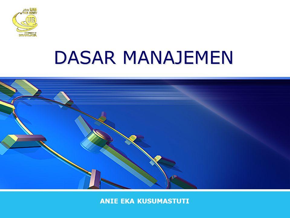Dasar Manajemen-Pendahuluan Perspektif Keefektifan dalam Manajemen Keefektifan Individu Keefektifan Kelompok Keefektifan Organisasi KEPEMIMPINAN/MANAJEMEN Standar Kerja