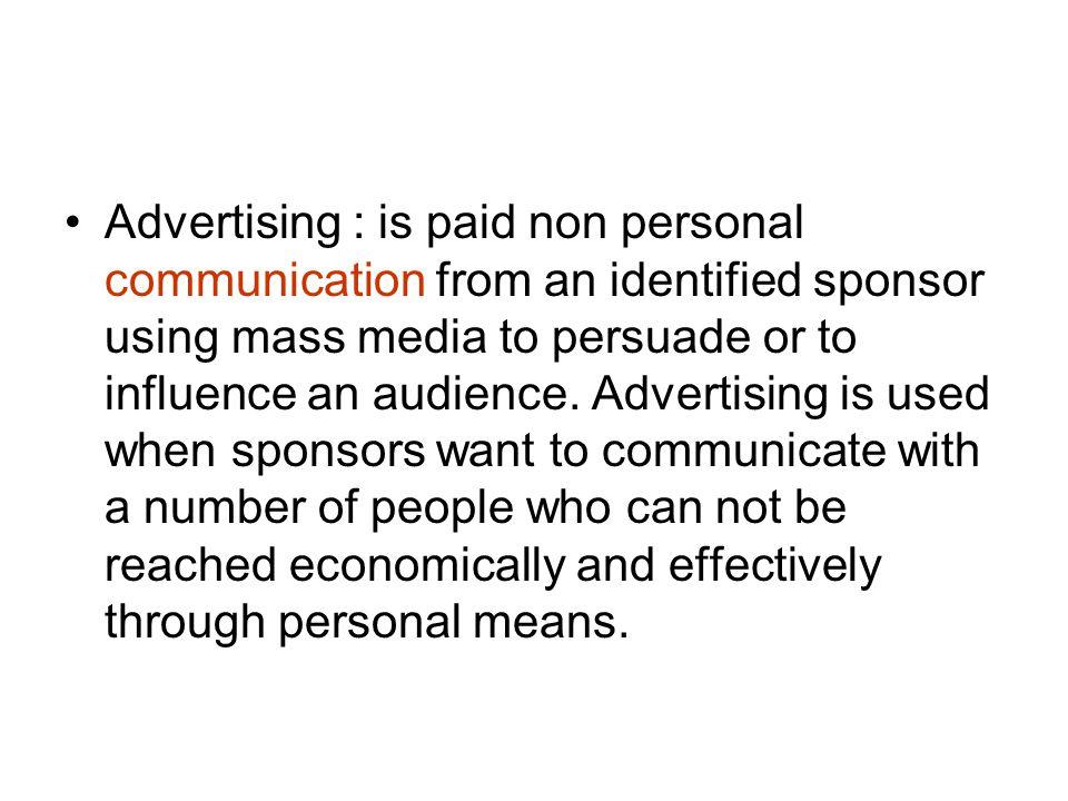 Direct Marketing Benefits to Buyers: 1.