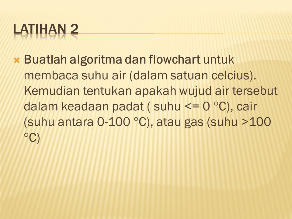  Buatlah flowchart untuk membaca N buah bilangan bulat sembarang.