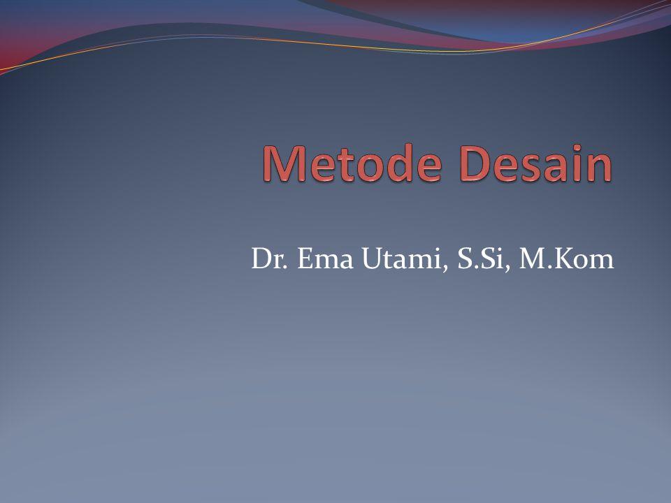 Dr. Ema Utami, S.Si, M.Kom