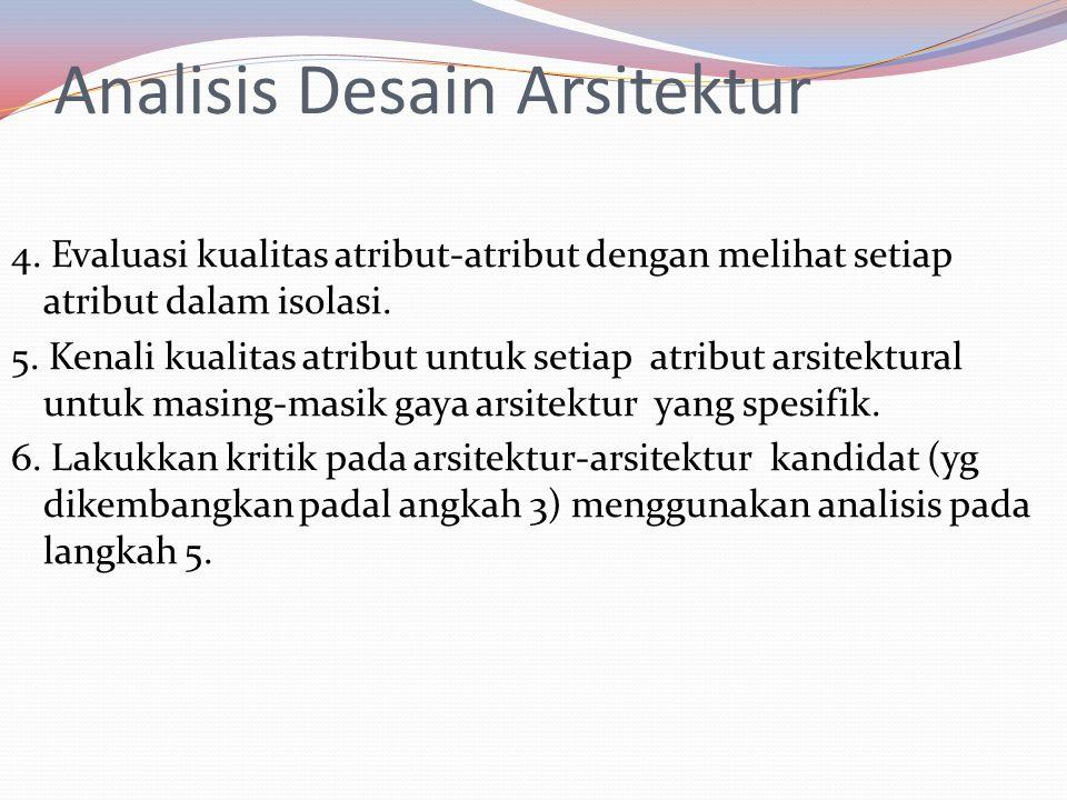 Desain Terstruktur Untuk mendapatkan arsitektur program yang terpartisi DFD dipetakan ke arsitektur program Dinotasikan menggunakan structure chart (diagram struktur)